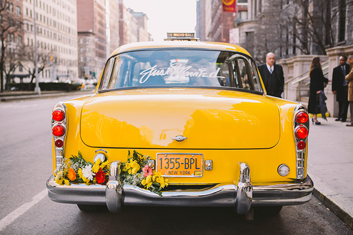"""Old New York"" Themed Wedding"